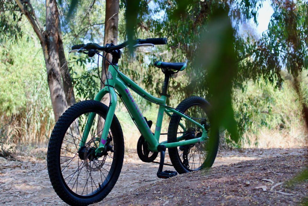 """Front view of the 2017 Marin Hidden Canyon 20"""""""